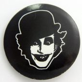 The Adicts - 'Monkey' Large Button Badge